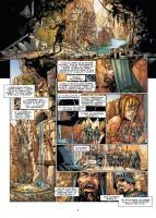 Extrait 2 de l'album La Geste des Chevaliers Dragons - 20. Naissance d'un empire
