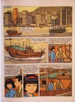Extrait 1 de l'album Yoko Tsuno - 16. Le Dragon de Hong Kong
