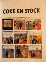 Extrait 1 de l'album Les Aventures de Tintin - 19. Coke en stock
