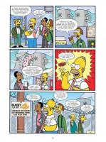 Extrait 2 de l'album Les Simpson (Jungle) - 27. Renversant