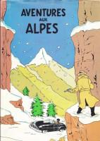 Extrait 3 de l'album Tintin (Pastiches, parodies et pirates) - HS. Tintin en Suisse