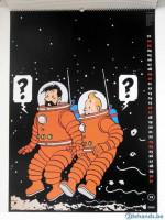 Extrait 3 de l'album Tintin (Divers et HS) - HS. Calendrier 2000 Tintin édition spéciale