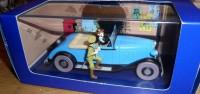 Extrait 2 de l'album Tintin (En voiture) - 68. La décapotable du Lotus Bleu