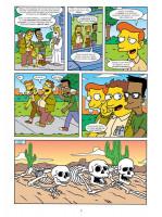Extrait 2 de l'album Les Simpson (Jungle) - 28. Déchainés
