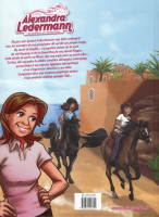 Extrait 3 de l'album Alexandra Ledermann - Cavalière et Détective - 1. La Pouliche du désert