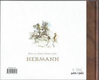 Extrait 3 de l'album Sur la terre ferme avec Hermann (One-shot)