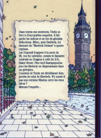 Extrait 3 de l'album Tintin (Pastiches, parodies et pirates) - HS. Sherlock et Tintin