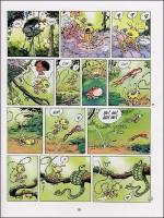 Extrait 2 de l'album Marsupilami (Collection Hachette) - 28. Marsu Kids - Sorti de l'œuf