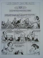 Extrait 1 de l'album Les Grands Classiques de la bande dessinée érotique (Collection Hachette) - 11. Les 110 pilules