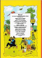 Extrait 3 de l'album Tintin (Pastiches, parodies et pirates) - HS. OVNI 666 pour Vanuatu
