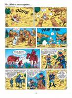 Extrait 2 de l'album Les Tuniques bleues présentent - 6. Les Enfants dans l'armée