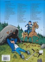 Extrait 3 de l'album Les Tuniques bleues - 60. Carte blanche pour un bleu