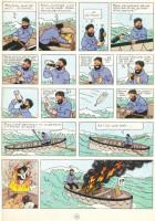 Extrait 2 de l'album Les Aventures de Tintin - 9. Le Crabe aux pinces d'or