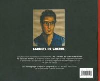 Extrait 3 de l'album Carnets de guerre (One-shot)