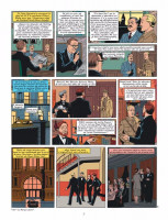 Extrait 1 de l'album Blake et Mortimer (Blake et Mortimer) - 24. Le Testament de William S.