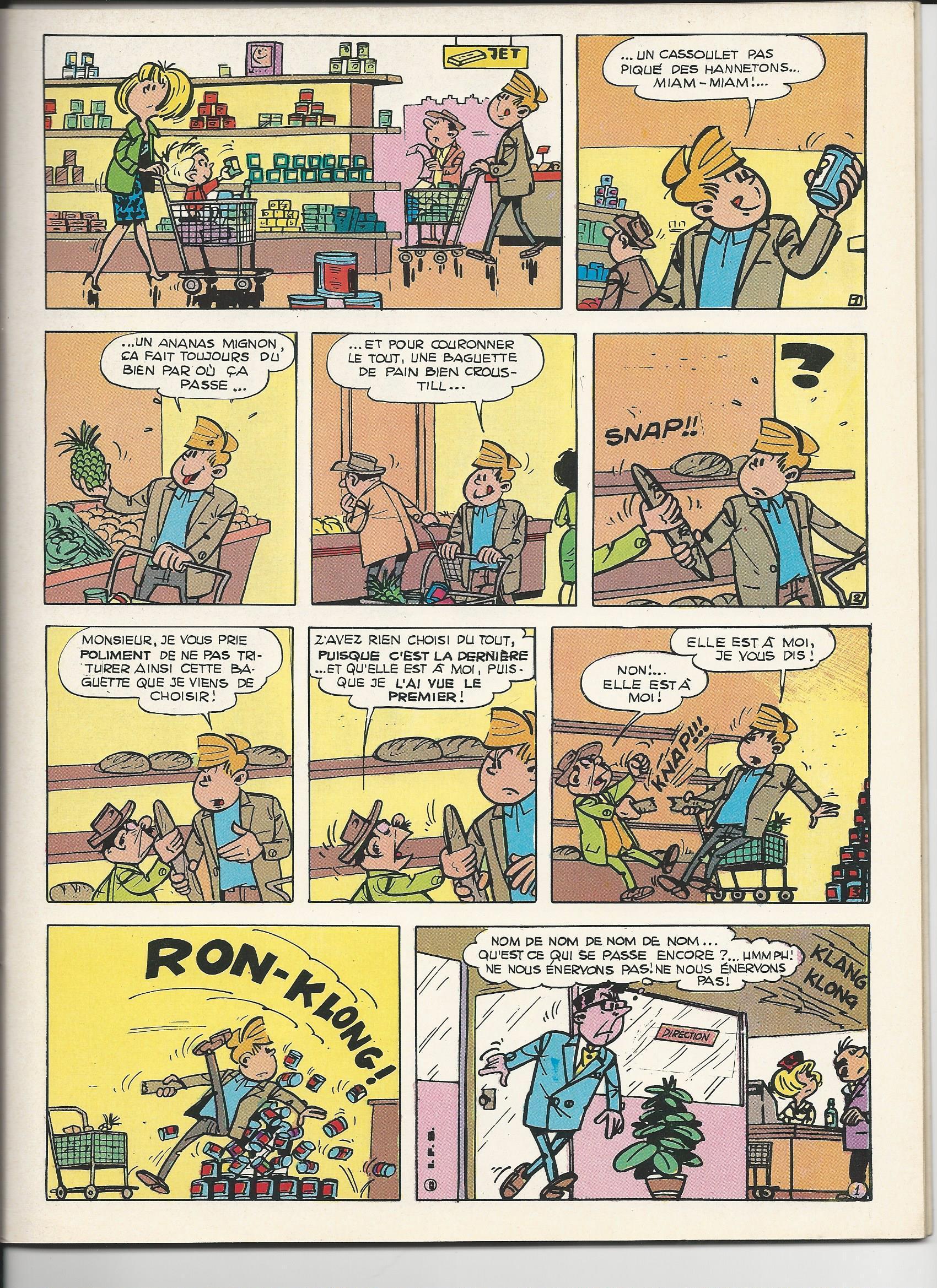 mignon Dating Comics