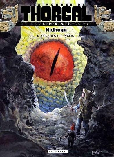 Les Mondes de Thorgal - Louve, tome 7 : Nidhogg
