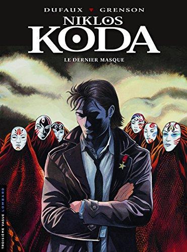 Niklos Koda, tome 15 : Le dernier masque