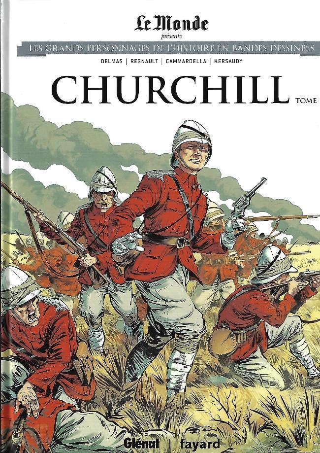 Couverture de Churchill