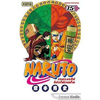 Naruto - 15  Naruto - Tome 15   Bdphile
