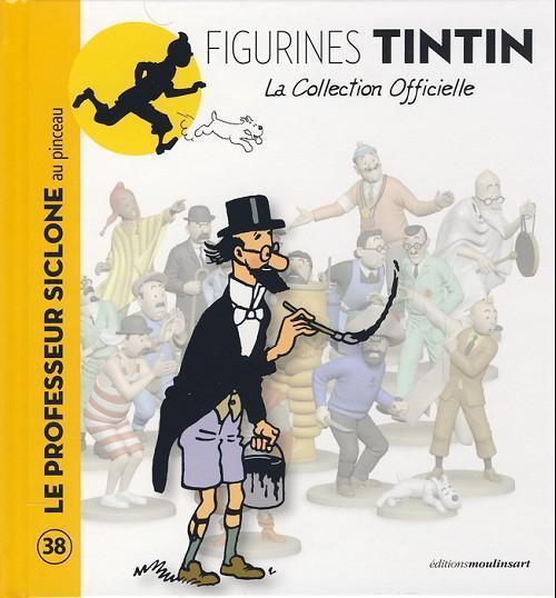Collection Officielle Tintin Figurine N58 CARREIDAS coque plastique sans livret